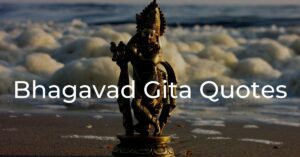 Read more about the article Best Bhagavad Gita Quotes By Lord Krishna On Life