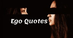 Read more about the article Top 20 Ego Quotes and Sayings with Images