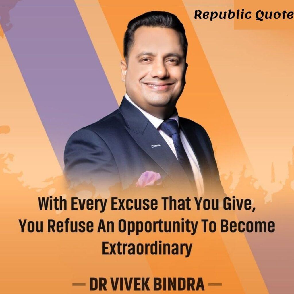 Vivek Bindra Biography