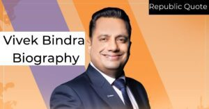 Read more about the article Vivek Bindra Biography – Early Life, Education, Business